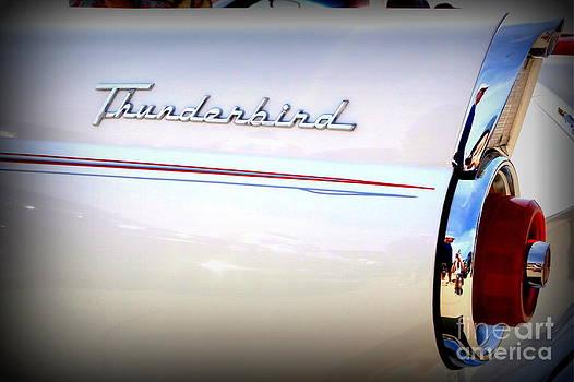 Karyn Robinson - Thunderbird Tail Light