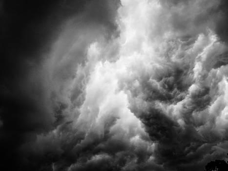 Hakon Soreide - Thunderclouds