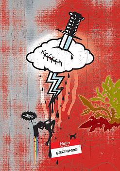 Thunderstruck 2 by Darren Martin