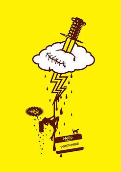 Thunderstruck by Darren Martin