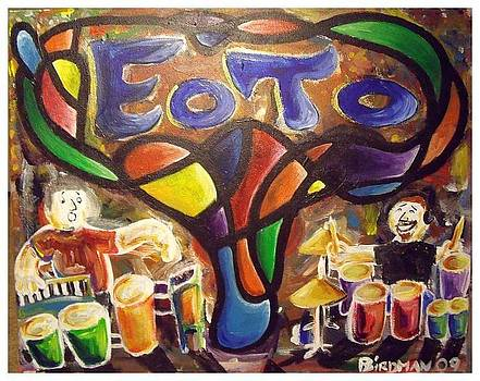 Thunk Eoto Improv by Steve Weber
