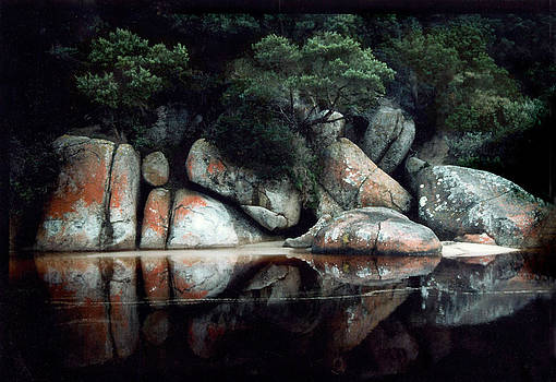 Tidal River Wilsons Promontory by Roz McQuillan