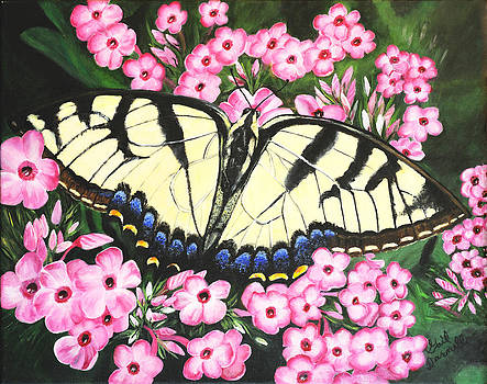 Tiger Swallowtail by Gail Darnell