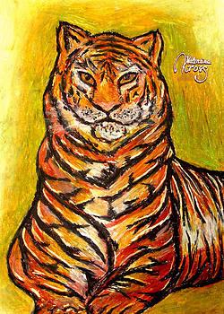 Tiger by Valentina Kross