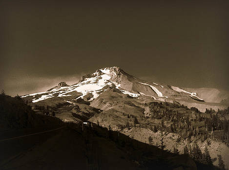 Timberline View by Melissa  Maderos