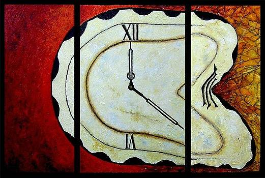 Time by Draia Coralia