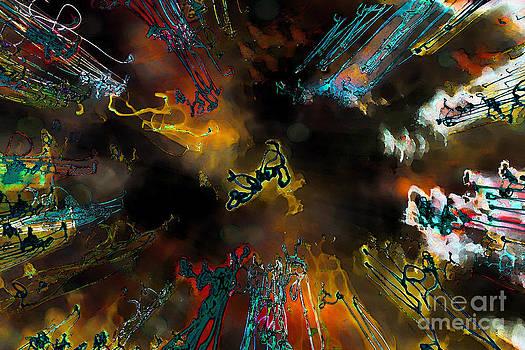 Time Flies by Jeff Breiman
