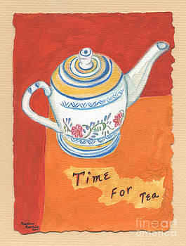 Time For Tea by Marlene Robbins