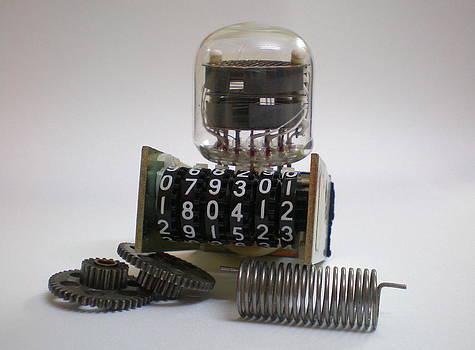 Time Machine #1 by Max Shkoropado
