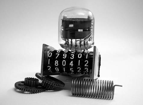 Time Machine #2 by Max Shkoropado