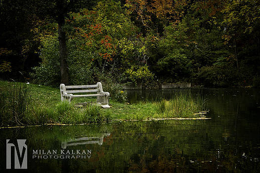 Time Out by Milan Kalkan