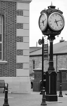 Time Standing Still by Ginger Wemett