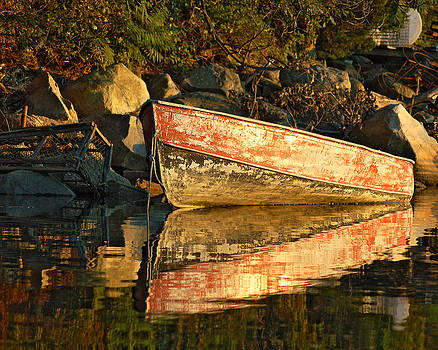 Time to Reflect by Dave Saltonstall