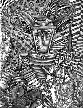 Timeless Agony by Josh Mayfield
