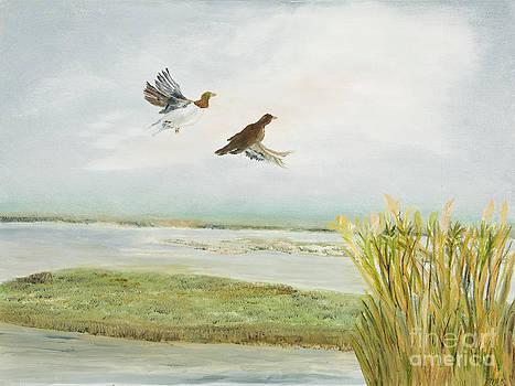 Timeless Journey by Monica Hebert