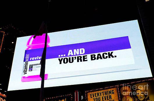 Pravine Chester - Times Square Billboards3