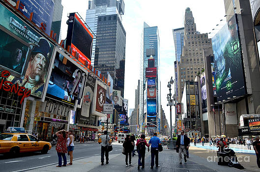 Pravine Chester - Times Square