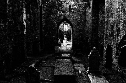 Timoleague Ruins by Laszlo Rekasi