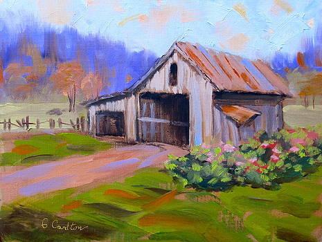 Tin Roof by Georgene Carlton