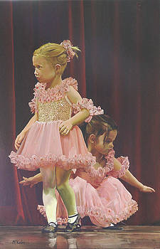 Tiny Dancers by Mark McKain