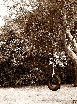 Tire Swing by Rick Ryan