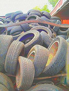 Tires by Valera Ainsworth