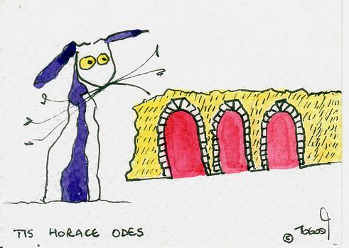 Tis Horace Odes by Tis Art