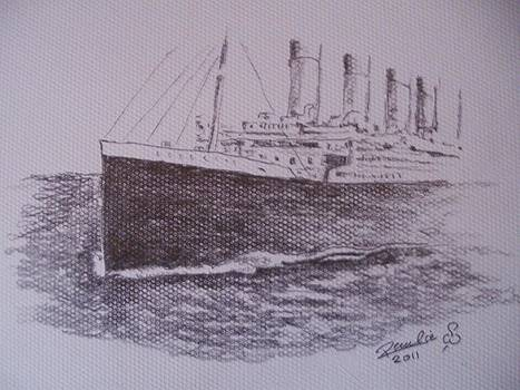 Titanic by Paul Chestnutt