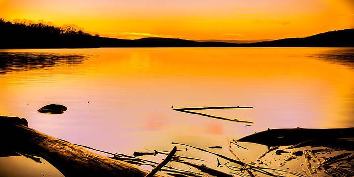 David Hahn - Titicus Sunset