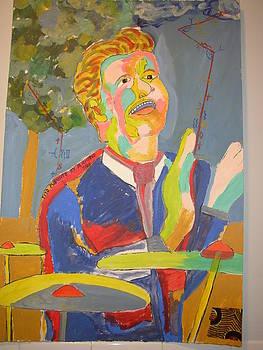 Tito Puente by Armando Alleyne