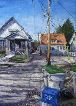 TL's Alley by Dale Knaak