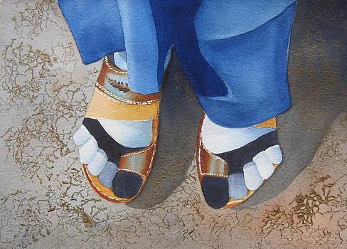 Toasty Toes by Cynthia Sexton