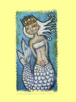 Today I was a Mermaid by Shannon Nicole