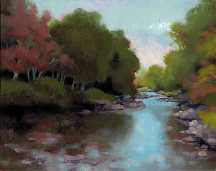 Toe River by Todd Baxter