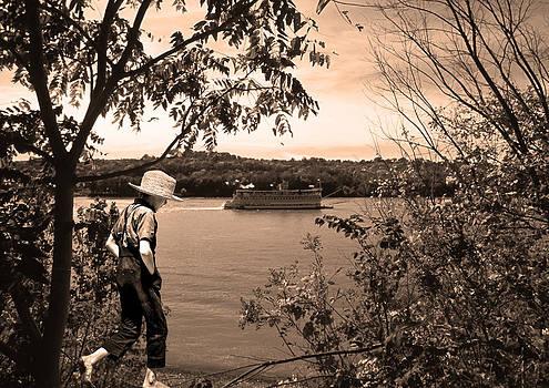 Randall Branham - tom and the paddlewheeler