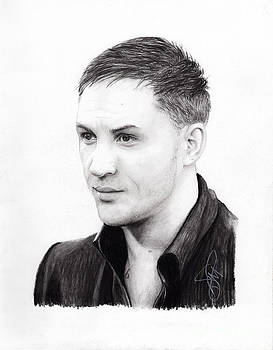 Tom Hardy by Rosalinda Markle