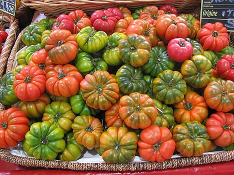 Tomato Time by Monica Cranswick
