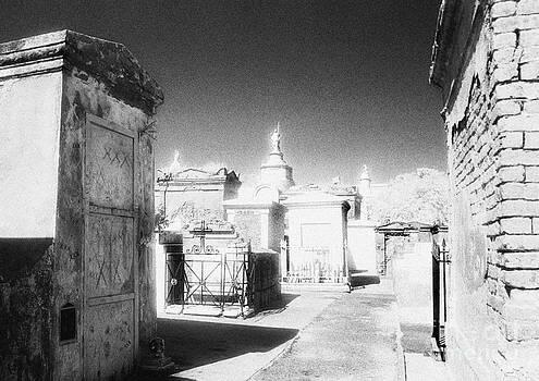 Jeff Holbrook - Tomb of Marie Laveau