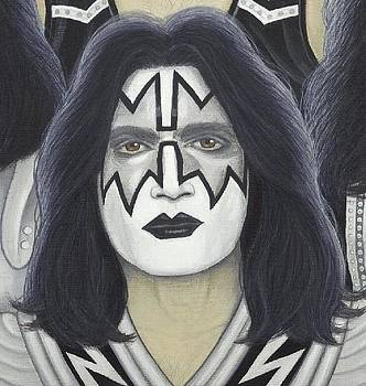 Tommy Thayer by Mark Barnett