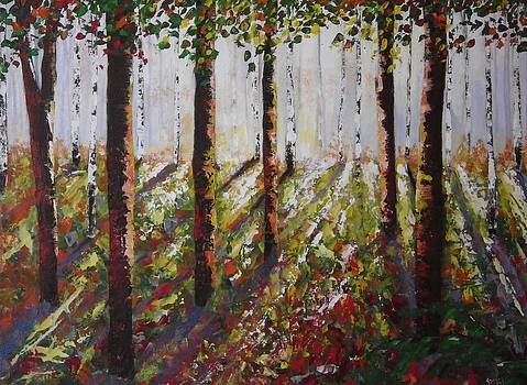 Tones of the Forrest by Anne Marie Spears