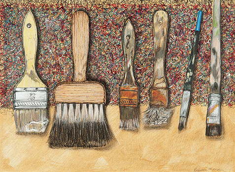 Tools of the Trade by Rebecca Moore