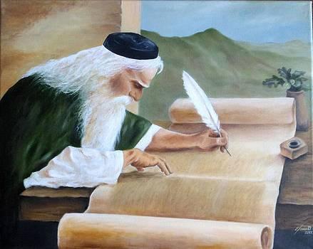 Torah Sofer by Lena Day