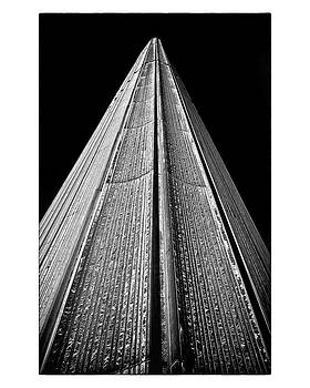 Toronto City Hall East Tower by Brian Carson