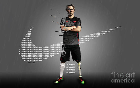 Torres nike by Michal Bounla