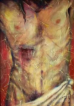 Torso by Jesus Alberto Arbelaez Arce