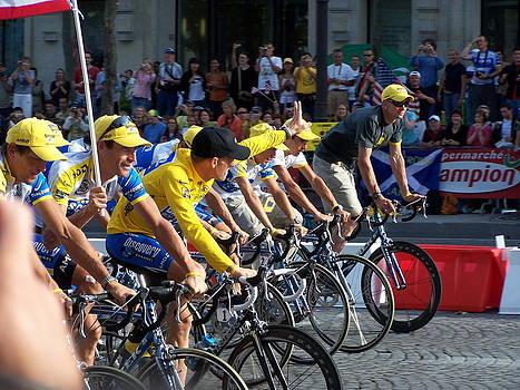Earl Bowser - Tour de France 001