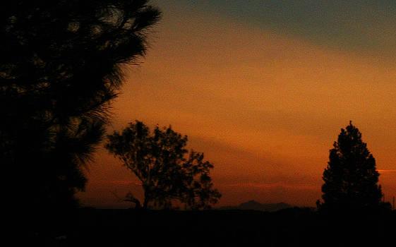 Toward Sundown by Louis Nugent