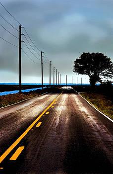Towards The Coast by Melanie Kirdasi