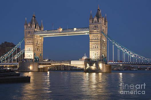 Tower bridge London by Andrew  Michael