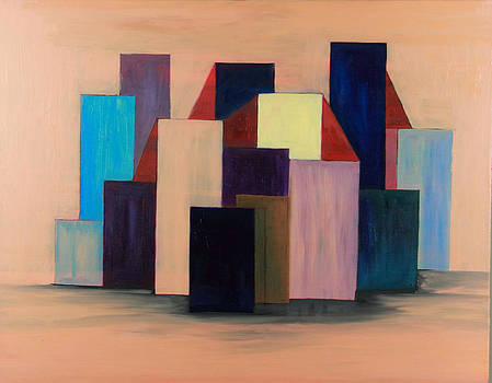 Towers by Yaron Ari